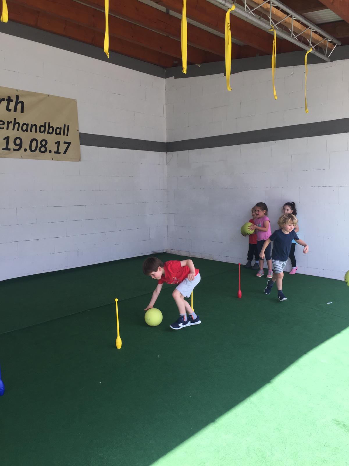 Ballschule_Rollen